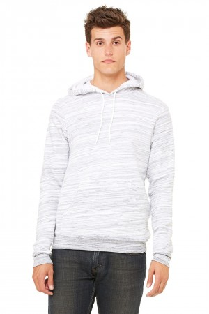 Bella+Canvas: Unisex Poly-Cotton Pullover Hoodie 3719 – Bild 5