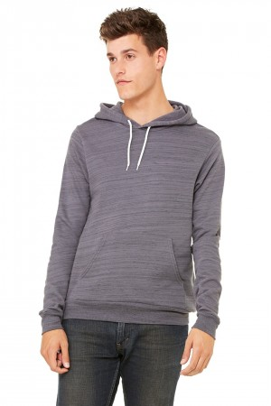 Bella+Canvas: Unisex Poly-Cotton Pullover Hoodie 3719 – Bild 8