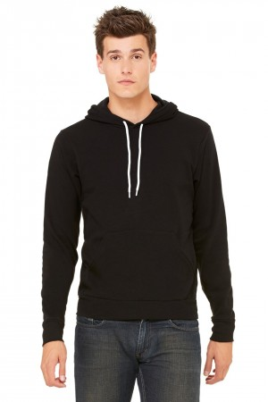Bella+Canvas: Unisex Poly-Cotton Pullover Hoodie 3719 – Bild 3