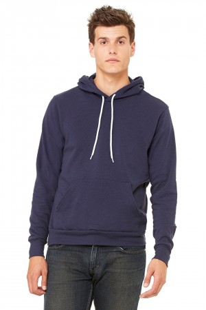Bella+Canvas: Unisex Poly-Cotton Pullover Hoodie 3719 – Bild 9