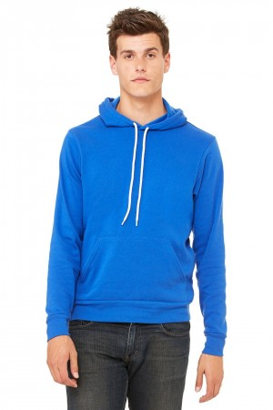 Bella+Canvas: Unisex Poly-Cotton Pullover Hoodie 3719 – Bild 10