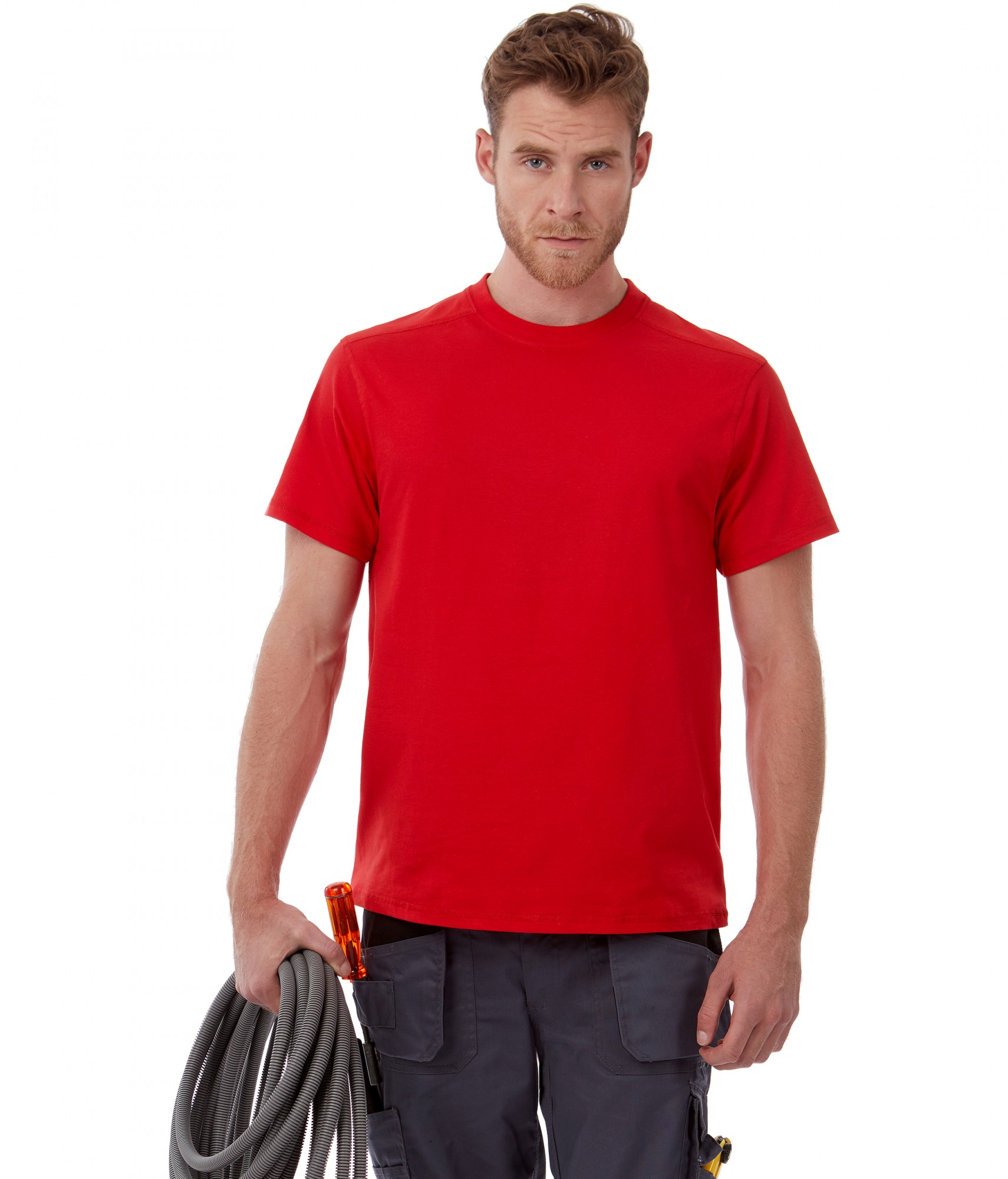 B&C: Workwear T-Shirt Perfect Pro TUC01