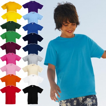 Fruit of the Loom: Kids Valueweight T 61-033-0 – Bild 1