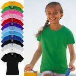 Fruit of the Loom: Girls` Valueweight T 61-005-0