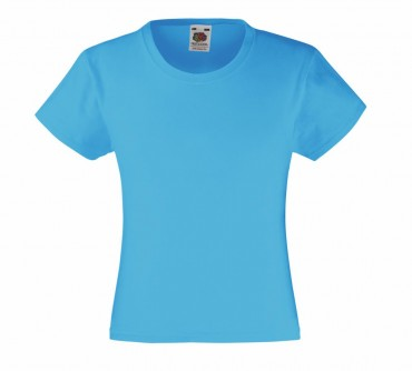 Fruit of the Loom: Girls` Valueweight T 61-005-0 – Bild 7