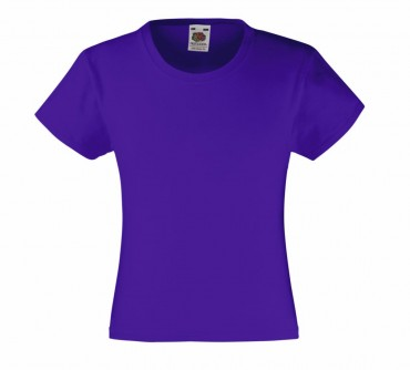 Fruit of the Loom: Girls` Valueweight T 61-005-0 – Bild 9