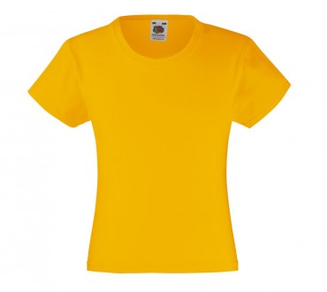 Fruit of the Loom: Girls` Valueweight T 61-005-0 – Bild 14