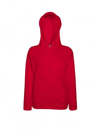 Fruit of the Loom: Lady-Fit Lightweight Hooded Sweat 62-148-0 – Bild 10