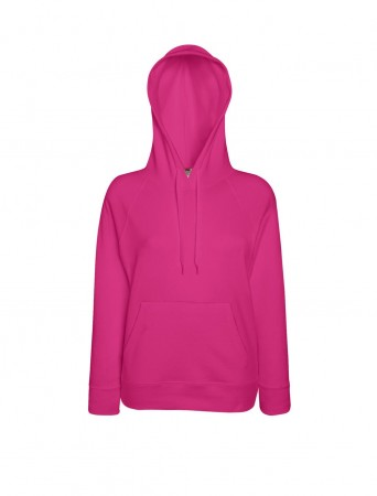 Fruit of the Loom: Lady-Fit Lightweight Hooded Sweat 62-148-0 – Bild 12