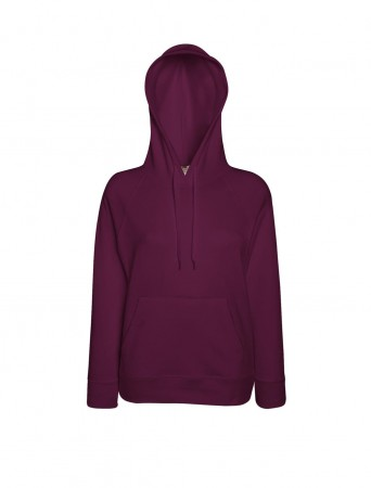 Fruit of the Loom: Lady-Fit Lightweight Hooded Sweat 62-148-0 – Bild 13