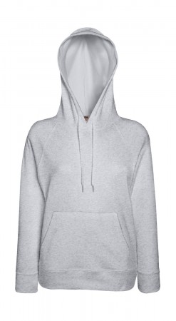 Fruit of the Loom: Lady-Fit Lightweight Hooded Sweat 62-148-0 – Bild 4