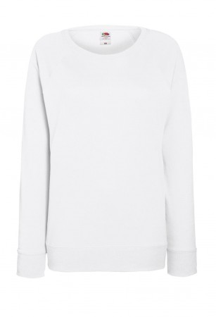 Fruit of the Loom: Lady-Fit Lightweight Raglan Sweat 62-146-0 – Bild 2