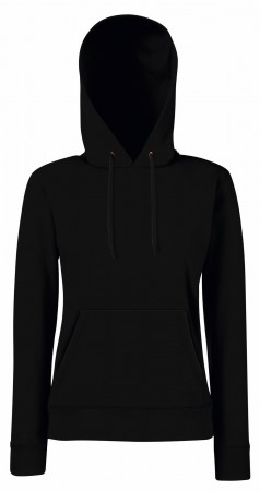 Fruit of the Loom: Lady-Fit Hooded Sweat 62-038-0 – Bild 3