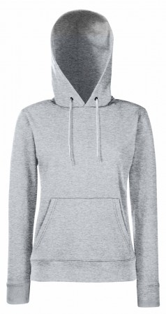 Fruit of the Loom: Lady-Fit Hooded Sweat 62-038-0 – Bild 4