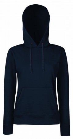 Fruit of the Loom: Lady-Fit Hooded Sweat 62-038-0 – Bild 6