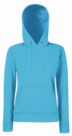 Fruit of the Loom: Lady-Fit Hooded Sweat 62-038-0 – Bild 8