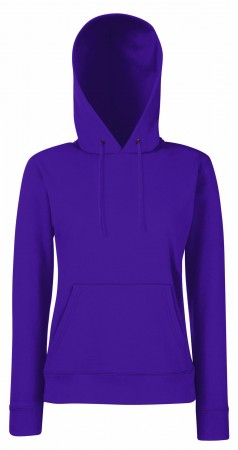 Fruit of the Loom: Lady-Fit Hooded Sweat 62-038-0 – Bild 10