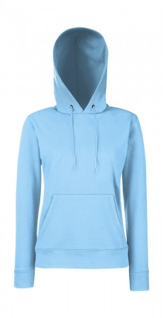 Fruit of the Loom: Lady-Fit Hooded Sweat 62-038-0 – Bild 9