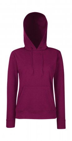 Fruit of the Loom: Lady-Fit Hooded Sweat 62-038-0 – Bild 14