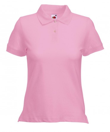 Fruit of the Loom: Lady-Fit Polo 63-560-0 – Bild 7