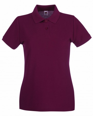 Fruit of the Loom: Lady-Fit Premium Polo 63-030-0 – Bild 9