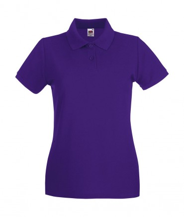 Fruit of the Loom: Lady-Fit Premium Polo 63-030-0 – Bild 8