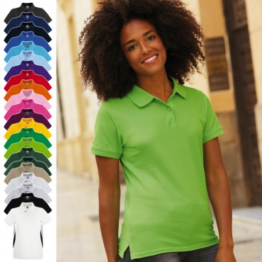 Fruit of the Loom: Lady-Fit Premium Polo 63-030-0 – Bild 1