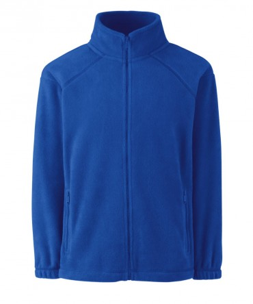 Fruit of the Loom: Kids` Fleece Jacke 62-511-0 – Bild 4