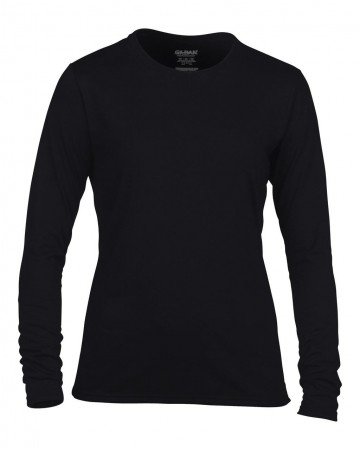 Gildan: Performance Ladies` LS T-Shirt 42400L – Bild 3
