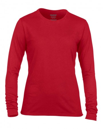 Gildan: Performance Ladies` LS T-Shirt 42400L – Bild 7