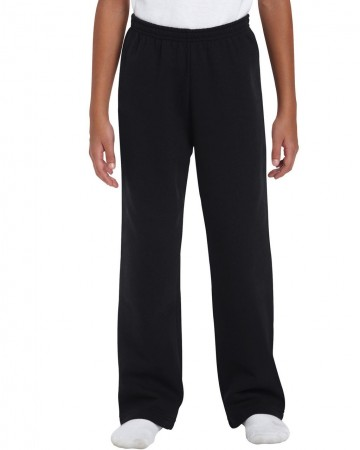 Gildan: Kids` Heavy Open Sweatpant 18400B – Bild 2
