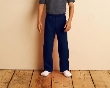 Gildan: Kids` Heavy Open Sweatpant 18400B – Bild 1