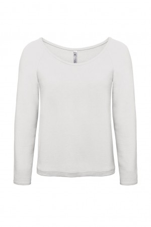 B&C: Ladies` Summer Sweatshirt Eden Women WWS44 – Bild 2