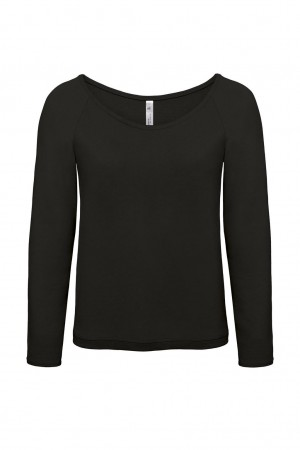 B&C: Ladies` Summer Sweatshirt Eden Women WWS44 – Bild 3