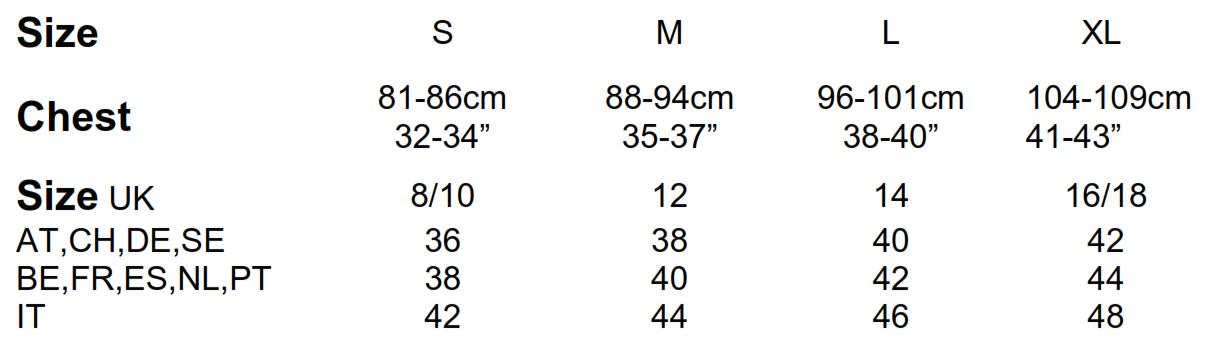 Mantis: Ladies` Loose Fit Vest M92