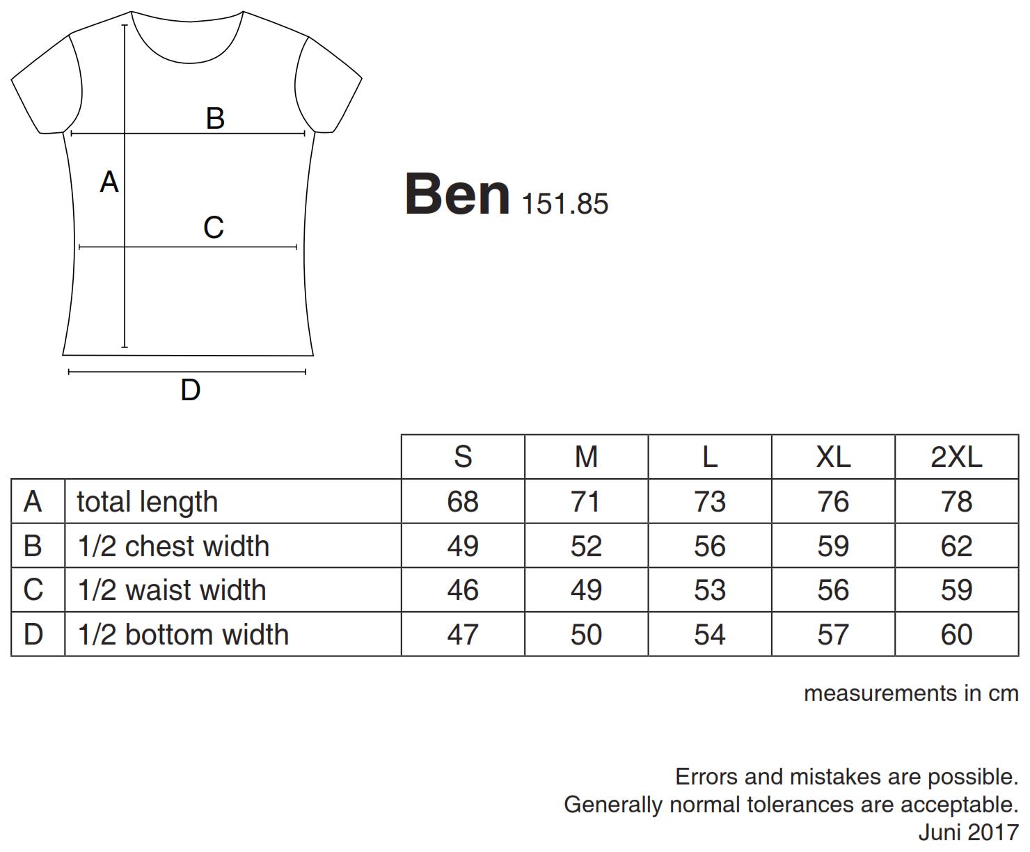 nakedshirt: Ben Men`s Organic Scoop Neck T-Shirt TM-SSL-O-OG019
