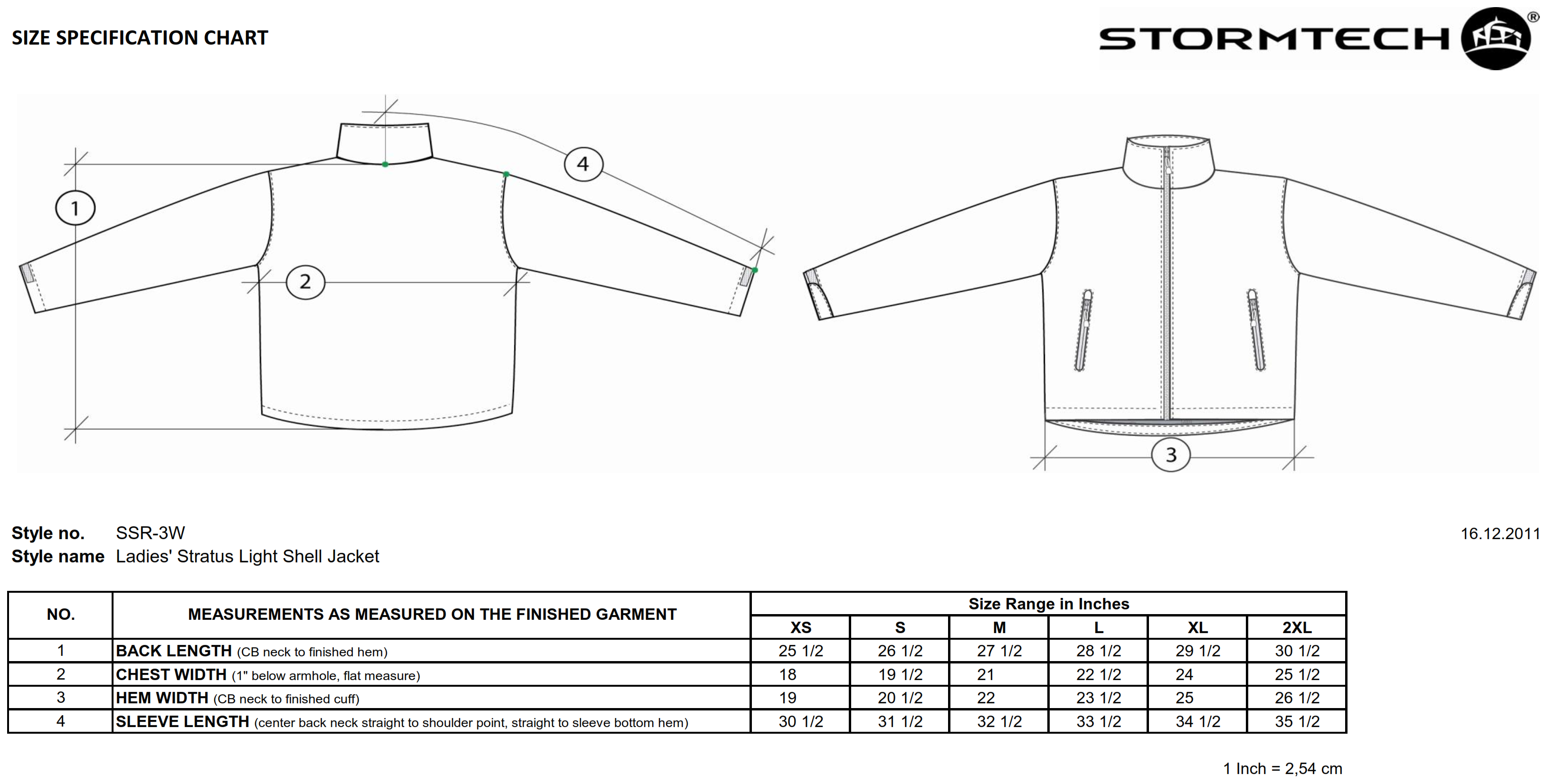 StormTech: Ladies` Stratus Light Shell Jacket SSR-3W