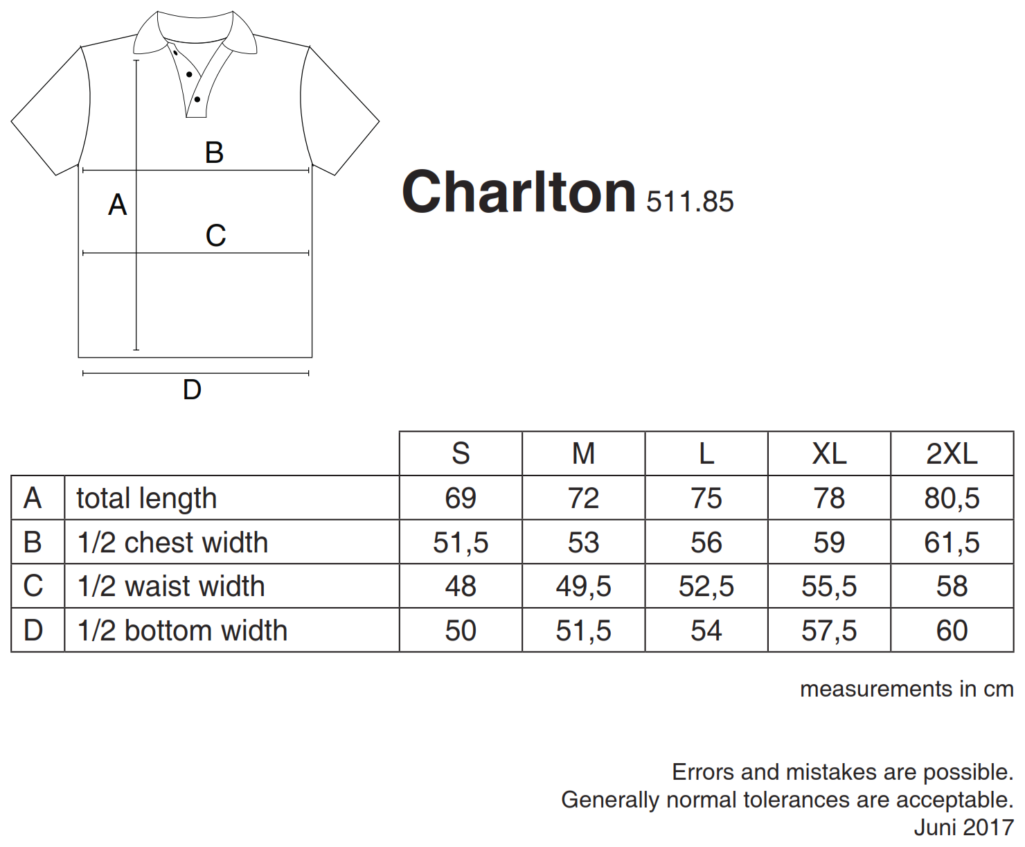 nakedshirt: Charlton Men`s Viscose-Cotton Pique-Polo PM-SSL-B-BL210