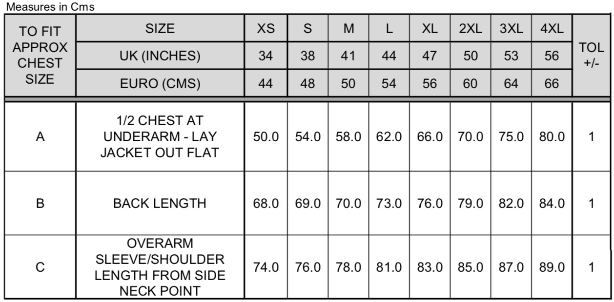 Result: Safety Microfleece R329X
